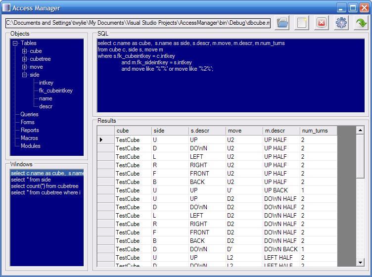 Ms Access Msysobjects Update - mundofile